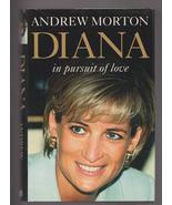 Diana: In Pursuit of Love~HCDJ~Andrew Morton - $7.00