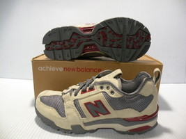 NEW BALANCE 008 LOW SNEAKERS WOMEN SHOES GREY W008GR SIZE 6 NEW - $69.29