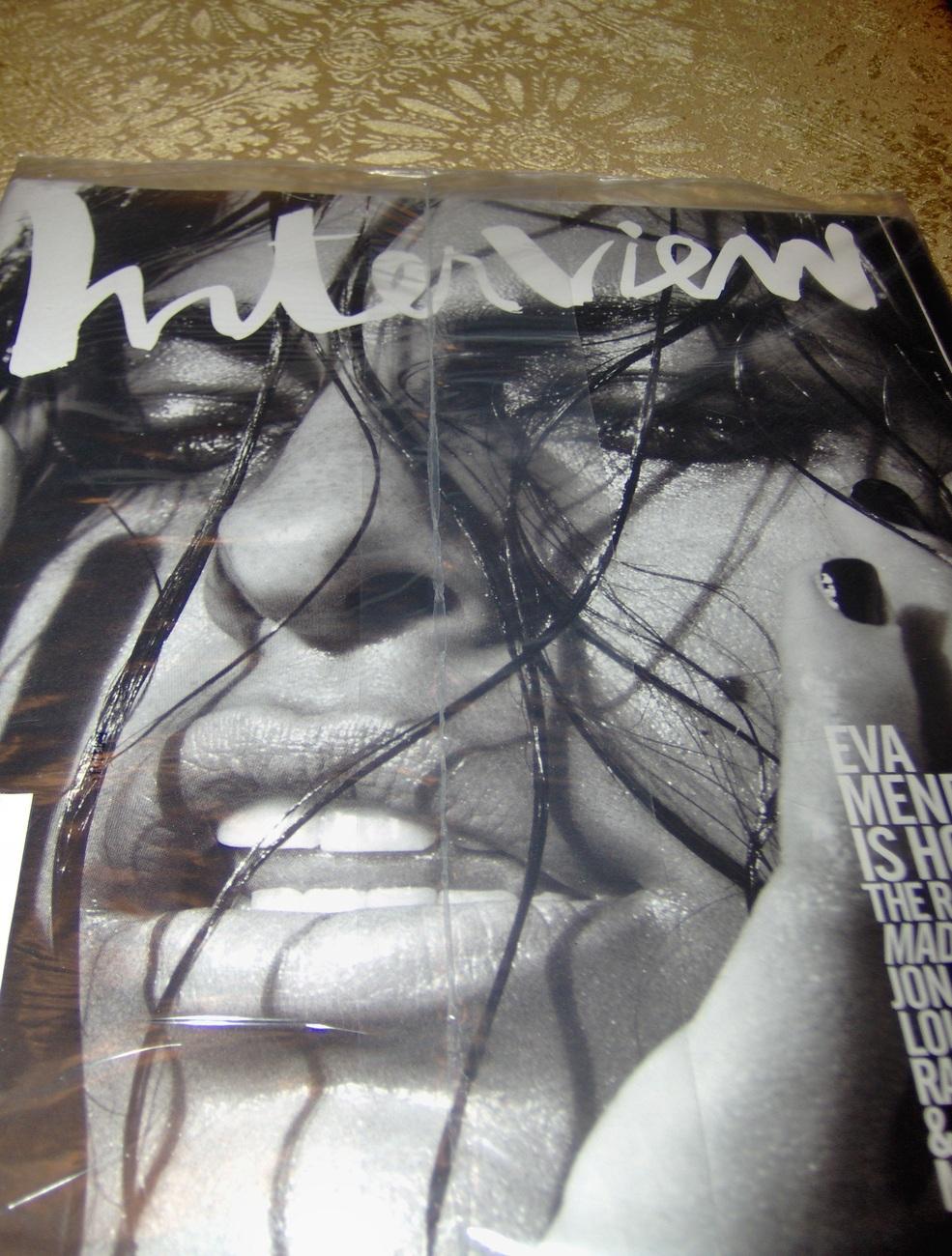Interview magazines 008