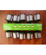 Lantern String Lights Set of 10ct NEW in Box!! #0338790 Party Lights - $15.63