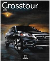 2015 Honda CROSSTOUR sales brochure catalog US 15 Accord EX EX-L - $8.00