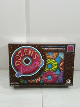 DOZEN'S DONUTS - Memory Matching Game by Monocle Society For Ages 4 & Up - $14.10