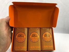 3 Crabtree Evelyn : Moroccan Myrrh - Soap Box 3 x 150g 5.3 oz NIB - $64.95