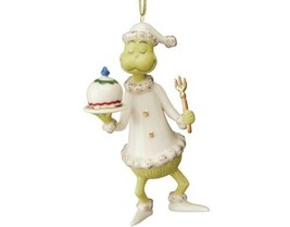 Lenox ~ GRINCH SERVES THE FEAST ornament ~ free shipping - $68.75