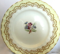 """Royal Worcester / Mappins Cromwell 6.25"""" Bread / Side PLate English Bone... - $29.65"""