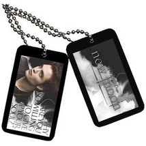 The Twilight Saga New Moon Dog Tag - Edward Quote Necklace Brand NEW! - $13.99
