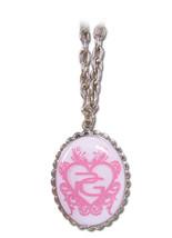 Peach Girl Love Peach Girl Symbol Necklace GE8037 *NEW* - $17.99