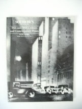 Sotheby's New York 19th & 20th Century Contemporary Prints Feb. 21 & 22,... - $1.99