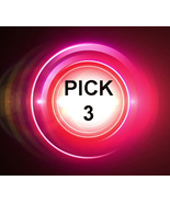 WED-THURS PICK ANY 3 FOR $153 DOES NOT INCLUDE NO DEALS & MYSTICAL TREAS... - $0.00