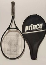 Prince Pro Oversize Tennis Racquet with Prince Cover 4 3/8 Grip Aerodynamic - $24.49