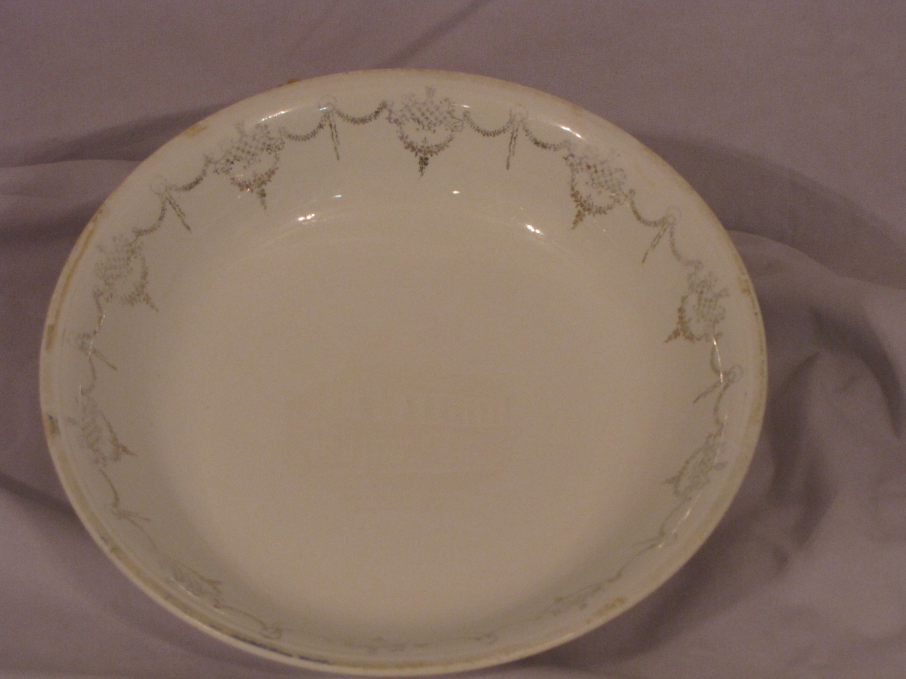 Harker Pottery Serving Bowl