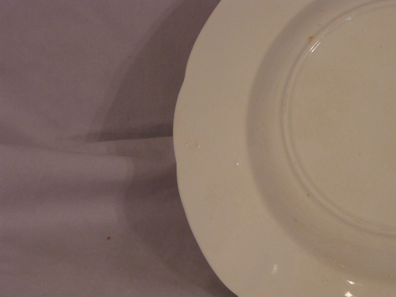 Henry Alcock & Co. Rimmed Soup Bowl