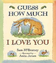 Guess How Much I Love You by Sam McBratney (1995, Ha... - $8.99