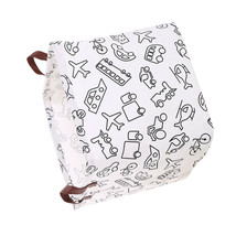 Laundry Hamper Bag Basket Clothes Wash Strong Folding Car - €45,54 EUR