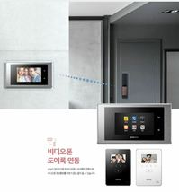 Samsung Push Pull Door Lock SHP-DR700  Wi-Fi Digital Doorlock 2 Card Keys Pin image 9