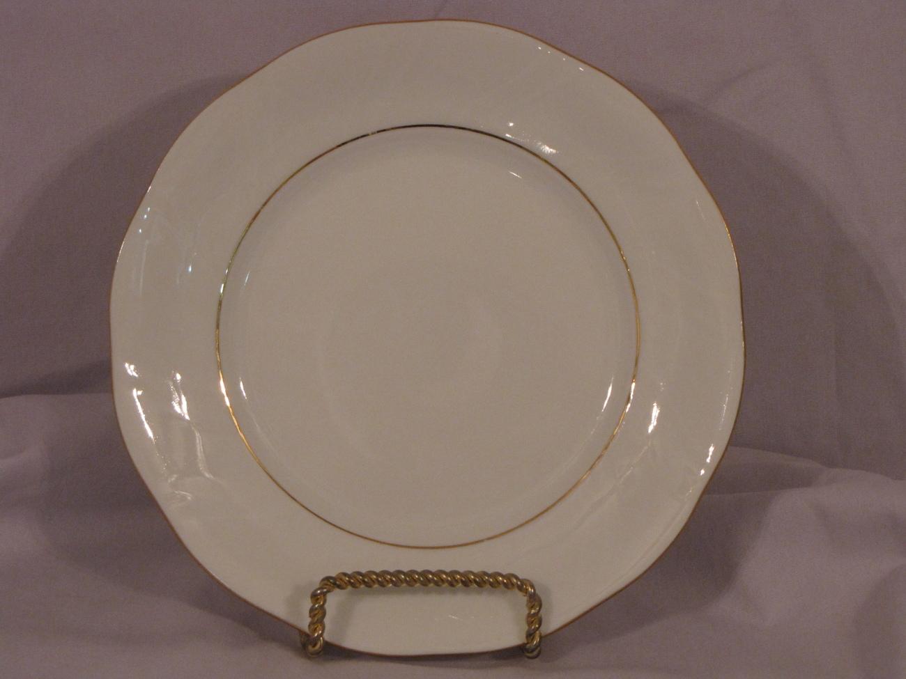 Polish salad plate