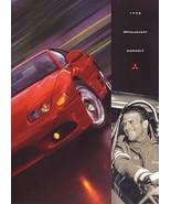 1998 Mitsubishi 3000GT sales brochure catalog US 98 VR-4 - $12.00