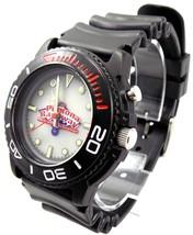 Wittnauer NHRA Racing Pomona Raceway Commemorative Watch Quartz Illuminated - $48.91