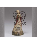 Angel Figurine Love One Another - $15.95