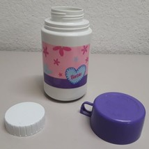 Thermos Bottle Replacement Barbie Flowers Purple - $9.89