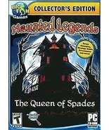 Haunted Legends: The Queen of Spades (PC, 2011) PC CD-ROM - $27.95