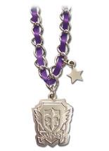 Negima: School Crest and Star Necklace GE7876 NEW! - $13.99