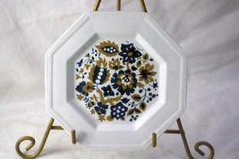 "Johnson Bros. Jacobean Bread Plate 6"" - $4.15"