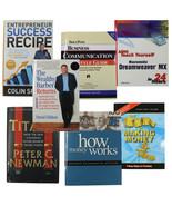 The Wealthy Barber Returns by David Chilton Entrepreneur Success Recipe - $19.97