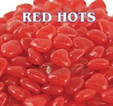 Ferrara Pan Red Hots Cinnamon Bulk Vending Machine retro candy - 18 LBs - $99.99