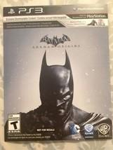 Batman Arkham Origins  - PLAYSTATION 3 PS3  - Knightfall Pack BRAND NEW ... - $13.36