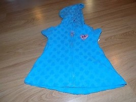 Infant Size 0-3 Months Disney Minnie Mouse Heads Terry Swim Coverup Cove... - $15.00