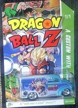 Hot Wheels Custom Dairy Delivery Dragon Ball  Limited  die-cast car Real... - $67.72