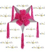 Pinata Foldable Pink star party - £28.10 GBP