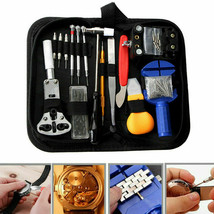 147Pcs Watch Repair Tool Kit Case Opener Link Spring Bar Remover Watchma... - $19.79