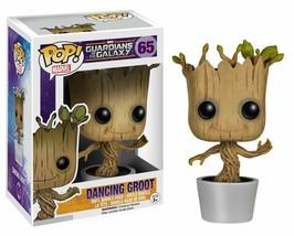 Funko Pop Marvel: Guardians of the Galaxy -Dancing Groot Vinyl Bobble-He... - $12.66