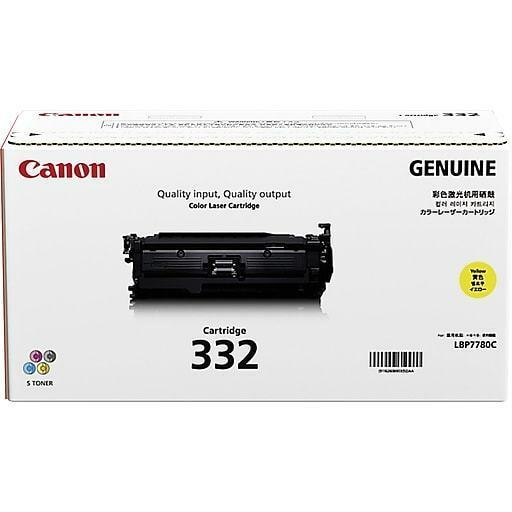 Canon 6260B012AA Yellow Toner Cartridge for imageCLASS LBP7780cdn  LBP7780cx - $267.25