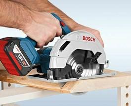 Bosch GKS 18V-57 Professional Cordless Circular Saw The battery-powered Baretool image 2