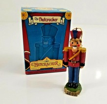 CVS Treasures The Nutcracker Ornament THE NUTCRACKER 2001 Ltd Edition NE... - $7.99