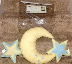 Kidsline 38.1cm Luna y 22.9cm Estrellas Conjunto de 3 Piezas Peluche Adorno - $29.98