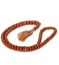 Copper Color 99 count Tisbeh prayer beads - $14.00
