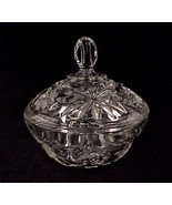 "Fire King Glass Early American Prescut Candy Dish Lid 5"" Bowl Anchor ... - $9.95"