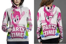 Little Pony Party Time HOODIE FULLPRINT FOR WOMEN - $42.99+