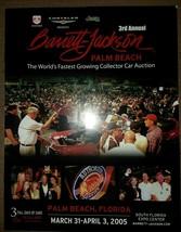 Barrett-Jackson Palm Beach Collector Car Auction 3rd Annual Announcement... - $12.86
