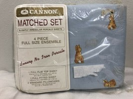 Vintage Cannon Bedding NOS - $148.50