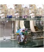 Preserved Real Flower Eternity Rose Floral Arrangement in Handmade Ceram... - $27.95+