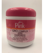 LUSTER'S PINK GROCOMPLEX HAIRDRESS PROMOTES HAIR GROWTH REPAIRS DAMAGED ... - $7.18