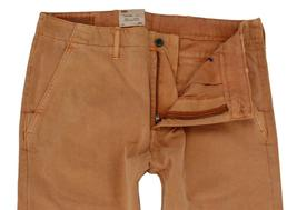 NEW NWT LEVI'S STRAUSS MEN'S ORIGINAL RELAXED FIT CHINO PANTS ORANGE 556880015 image 4