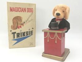 Alps Shoji  Magician Dog  TRICKSIE 1950s Toy Rare Used Vintage B41 - $806.20