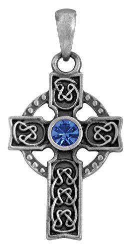 YTC Summit Celtic Cross Pendant Tribal Accessory Jewelry Necklace Medallion Art