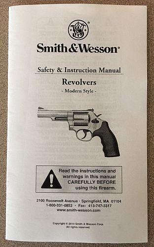smith and wesson manual 1 listing rh m bonanza com smith wesson manuals smith wesson 357 magnum manual